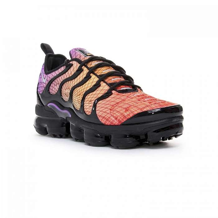 Кроссовки Nike Vapormax Plus Grid Sunset 924453-604